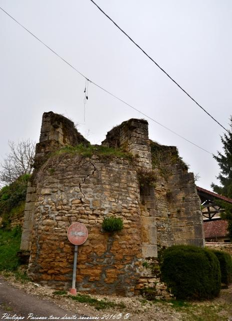 Ancienne église de Asnan