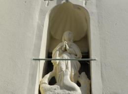 Sainte Marthe terrassant la Tarasque
