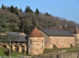 Le vieux Château de Saulières