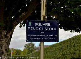 Square de Nevers