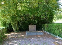 Stèle du Maquis Napo Nièvre Passion