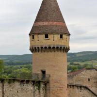 Cluny la Tour Fabry