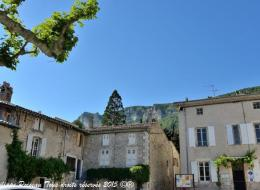 Village de Saoû en Drôme