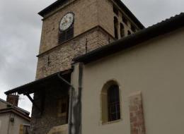 Voiron église Saint Pierre
