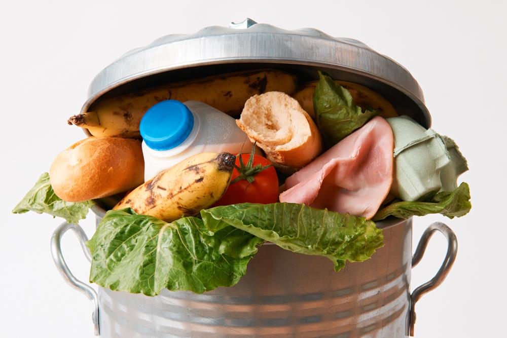 gaspillage alimentaire des ménages