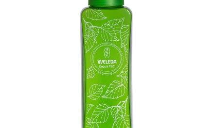 Weleda a choisi my-eco-design pour la conception de sa bouteille nomade