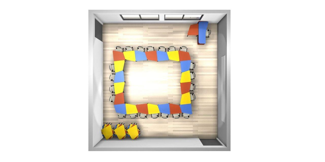 Quel mobilier pour l'aménagement de salles de créativité en entreprise?