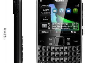 Test Nokia E6