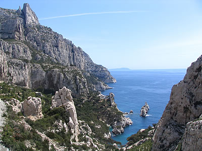 Calanque de Sugiton - web Provence