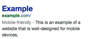 google-mobile-friendly-label