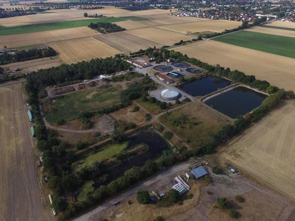 Kläranlage Königslutter Wolfsburger Entwässerungsbetriebe