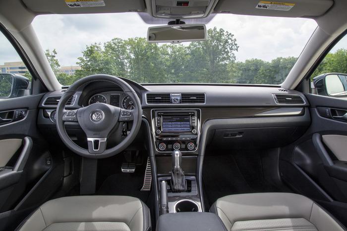 2014 Volkswagen Passat Tdi Review Web2carz