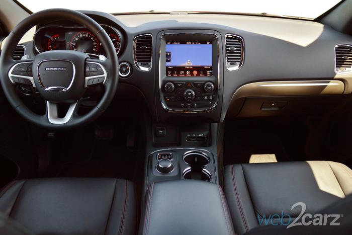 2015 Dodge Durango RT Blacktop AWD Web2Carz