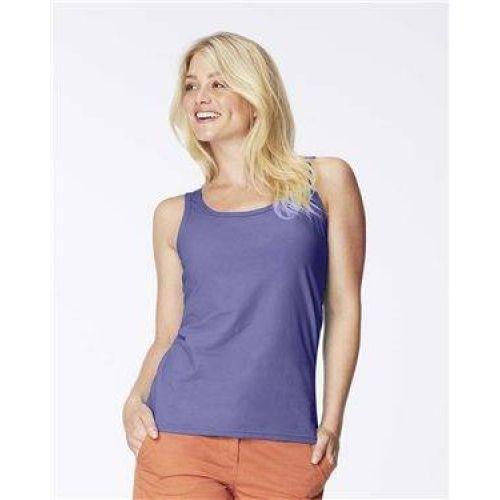 Women's Garment Dyed Tank Top