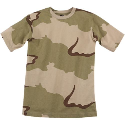 Code V Camouflage Tee