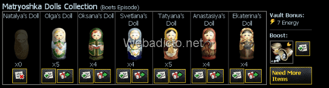 Matryoshka-Dolls-Collection