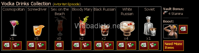 Vodka-Drinks-Collection