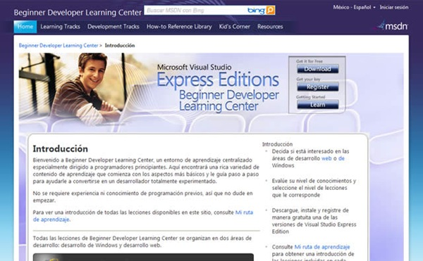 aprende-dot-net-beginner-developer-learning-center
