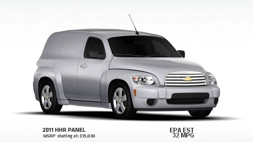 chevrolet-2011-hhr-panel