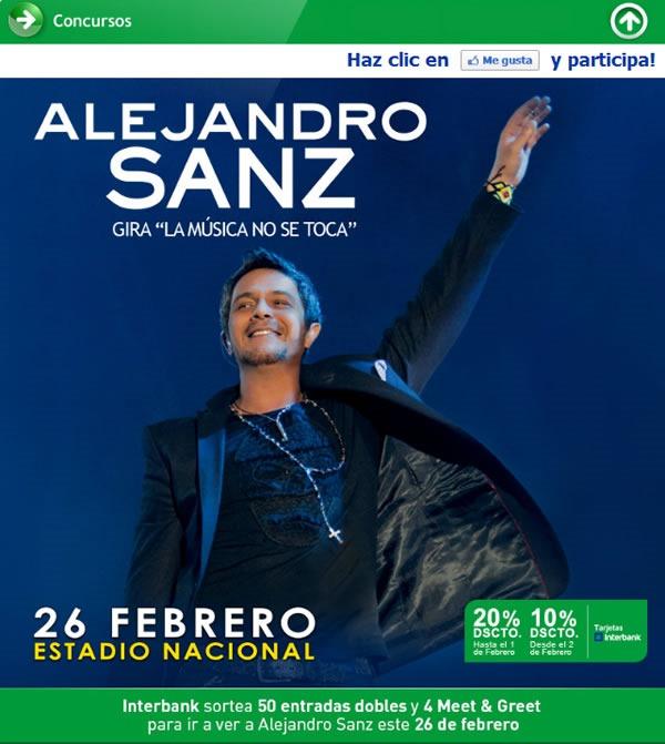concurso-concierto-alejandro-sanz-girala-musica-no-se-toca-peru-interbank