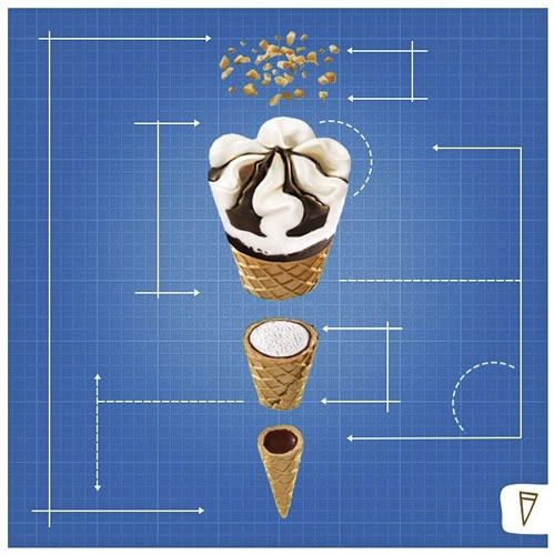 cornetto helado