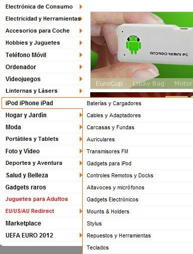 dealextreme-guia-paso-a-paso-comprar-gadgets-economico-internet-categorias