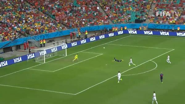 fifa world cup brasil 2014 holanda vs espana partido 3 - 02