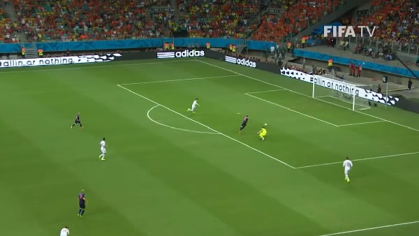 fifa world cup brasil 2014 holanda vs espana partido 3 - 05