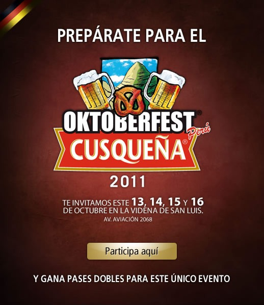 gana-entradas-dobles-oktoberfest-cusqueña-peru-2011