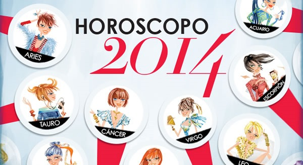 horoscopo 2014 revista vanidades