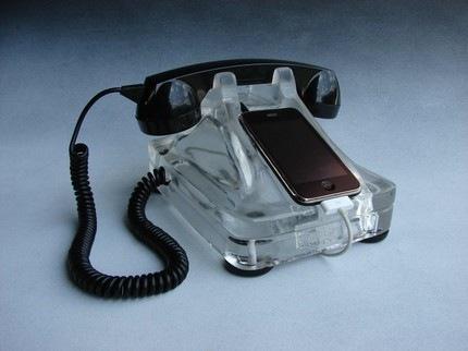 iRetrofono-transparente