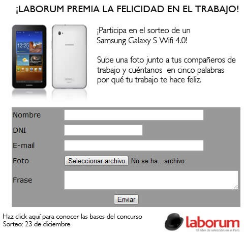 laborum-regala-sorteo-smartphone-samsung-galaxy-s-wifi-4
