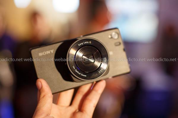 Smart Lens Sony QX100 y Sony QX10