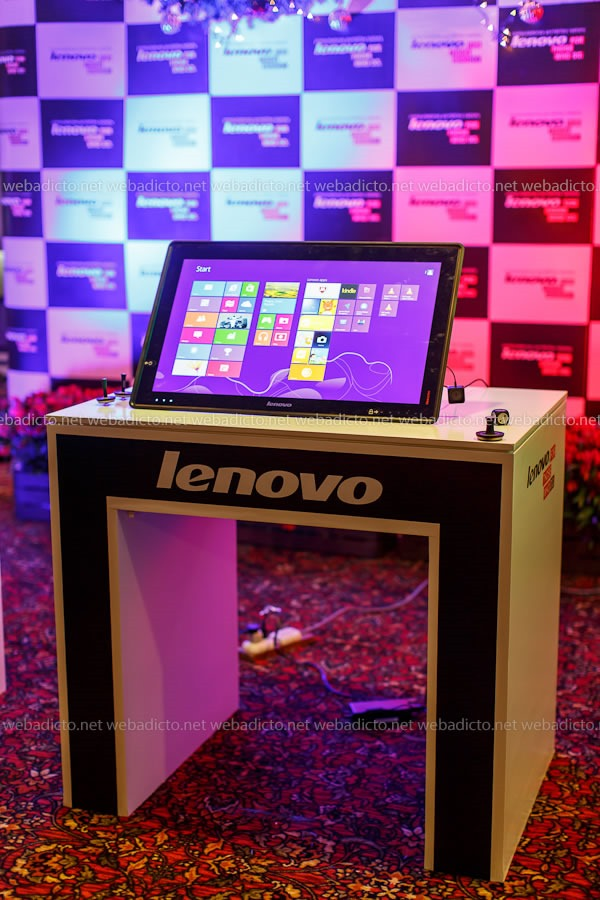 Computadora All-In-One Lenovo Horizon 27