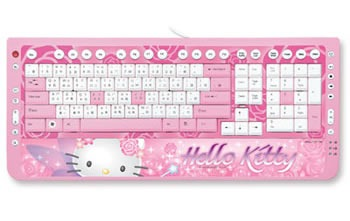 mejores-teclados-hello-kitty-fairy