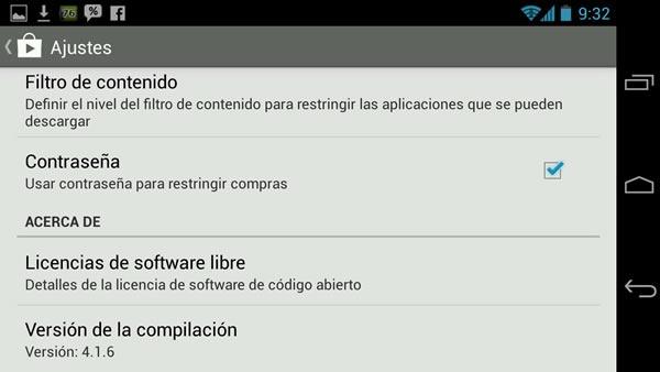 restringir-compras-in-app-en-android-usar-clave-de-seguridad