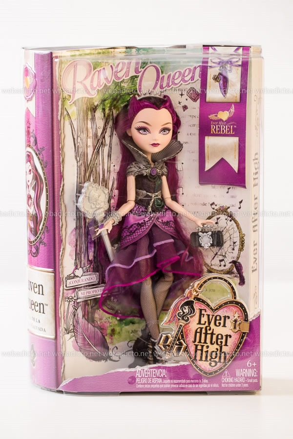 review doll ever after high-0196