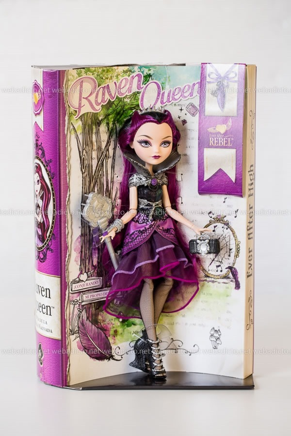 review doll ever after high-0211