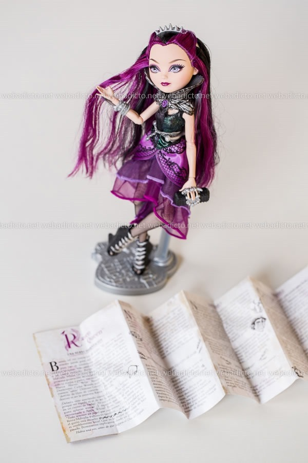 review doll ever after high-0250