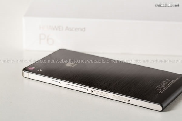 review huawei ascend p6-8863