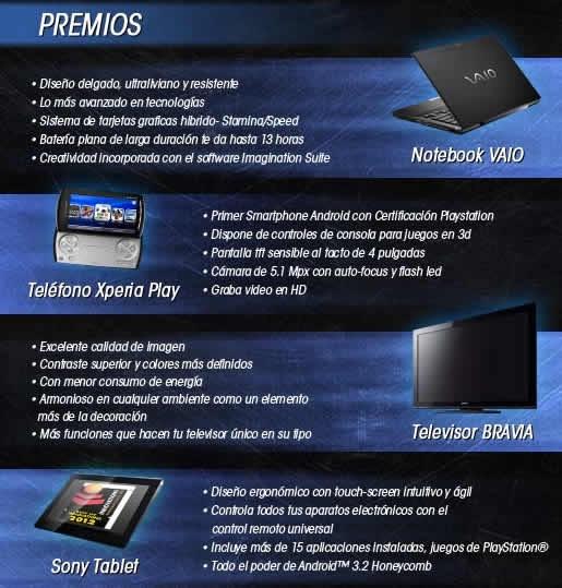 sony-concurso-escuadron-ces-2012-gana-laptop-vaio-televisor-bravia-smartphone-xperia-sony-tablet-premios