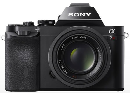 sony alpha 7 y sony alpha 7r mirrorless full frame