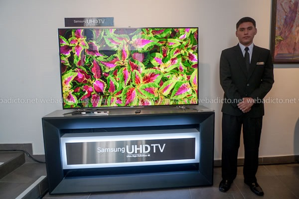 televisores samsung uhd tv f9000 y serie 9-1090404