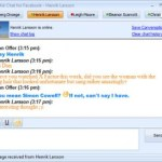 Chit Chat: Facebook Chat Client For Windows