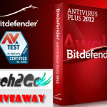 Giveaway: Win 5 Bitdefender Antivirus Plus 2012 Licenses Worth $200