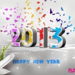 Download Happy New Year 2013 Wallpaper for Desktop, iPad, Mobile