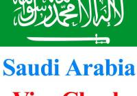 Saudi visa check by passport number