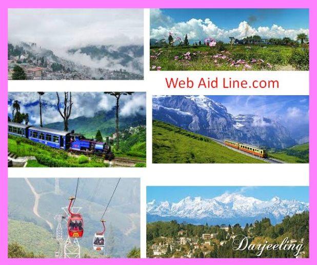 Darjeeling the adventure place in india