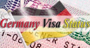 Germany Visa Status Check And Track