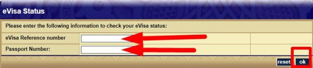 Kuwait Visa Check by Passport Number